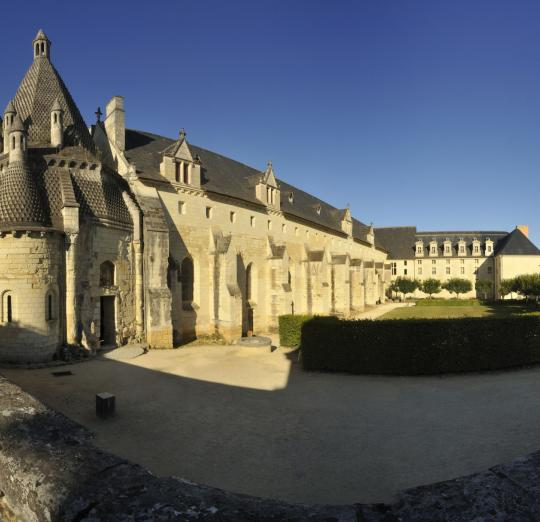 L'Abbaye Royale de Fontrevaud